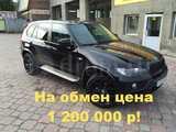 Новосибирск BMW X5 2008