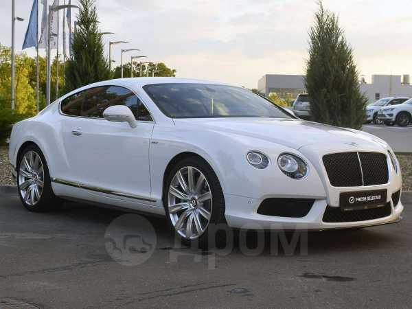 Bentley Continental GT, 2014 год, 10 990 000 руб.