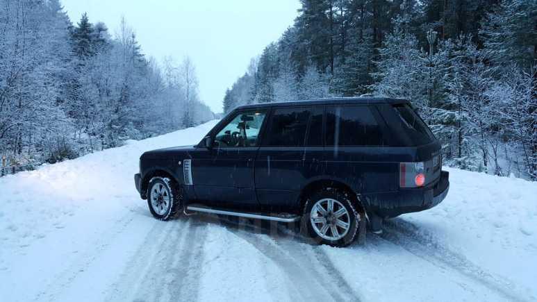 Land Rover Range Rover, 2007 год, 1 100 000 руб.