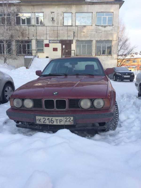 BMW 5-Series, 1991 год, 155 000 руб.