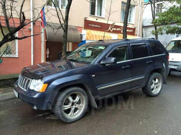 Jeep Grand Cherokee, 2008 год, 835 000 руб.