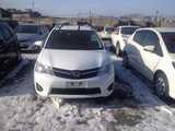 Владивосток Тойота Филдер 2012