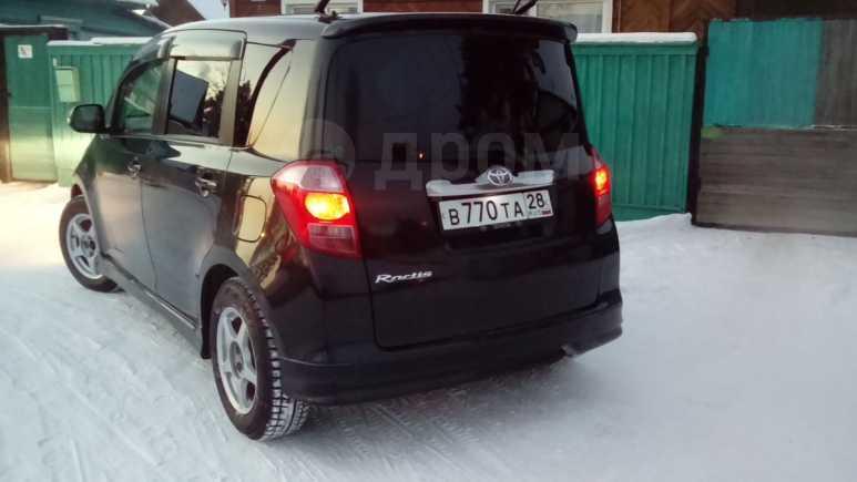 Toyota Ractis, 2006 год, 367 500 руб.
