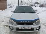 Горно-Алтайск Импреза 2002