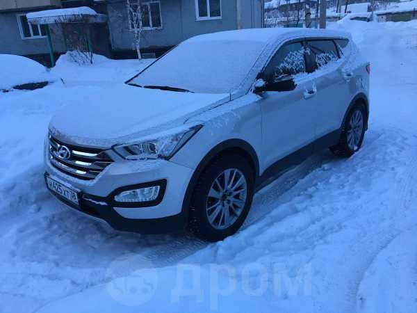 Hyundai Santa Fe, 2012 год, 1 030 000 руб.