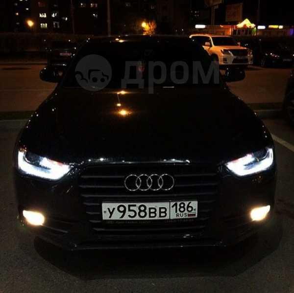 Audi A4, 2015 год, 1 395 000 руб.