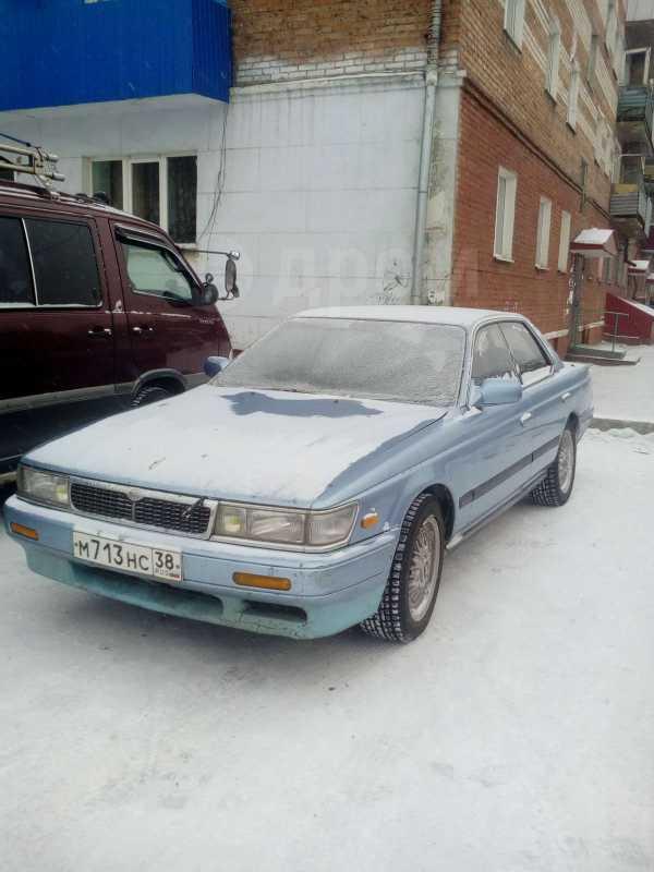 Nissan Laurel, 1989 год, 120 000 руб.