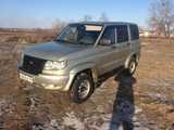 Черногорск УАЗ Патриот 2010