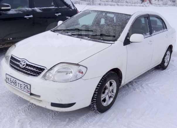 Toyota Corolla Fielder, 2001 год, 230 000 руб.