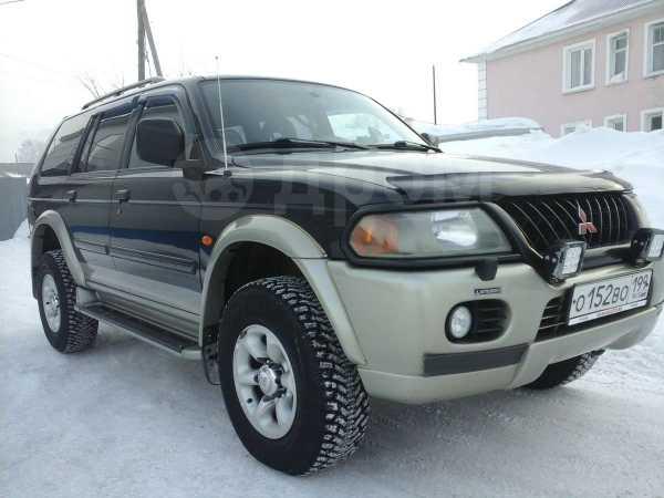 Mitsubishi Pajero Sport, 2002 год, 550 000 руб.