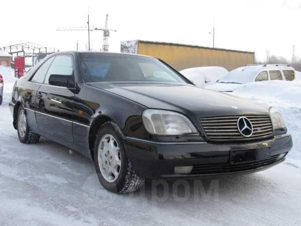 Mercedes-Benz CL-Class, 1994 год, 999 000 руб.