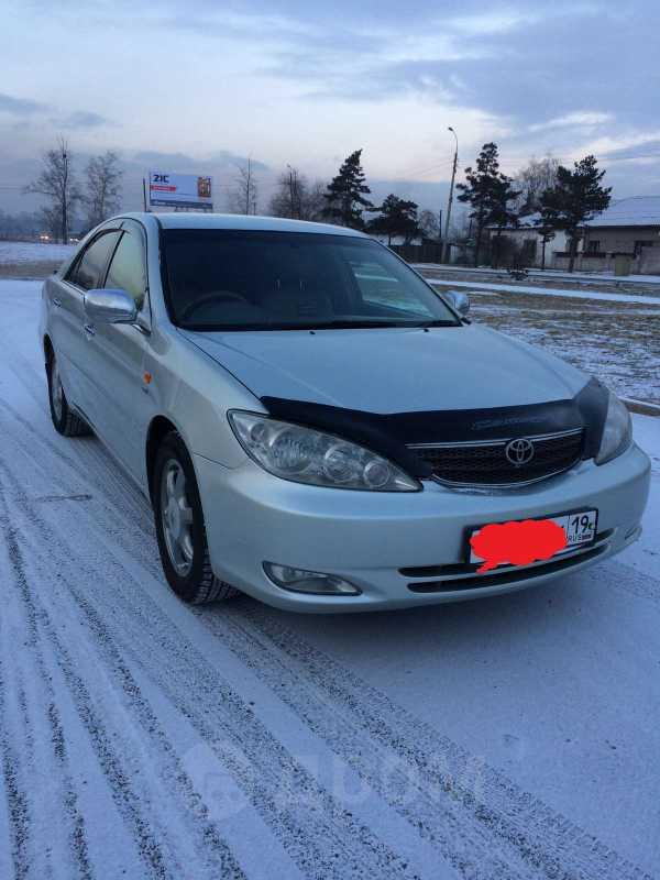 Toyota Camry, 2003 год, 417 000 руб.