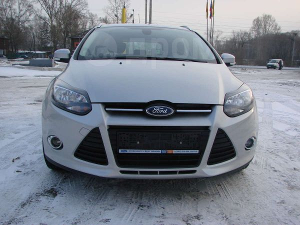 Ford Focus, 2012 год, 625 000 руб.