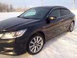 Губкинский Хонда Аккорд 2013