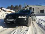Челябинск Audi A7 2012