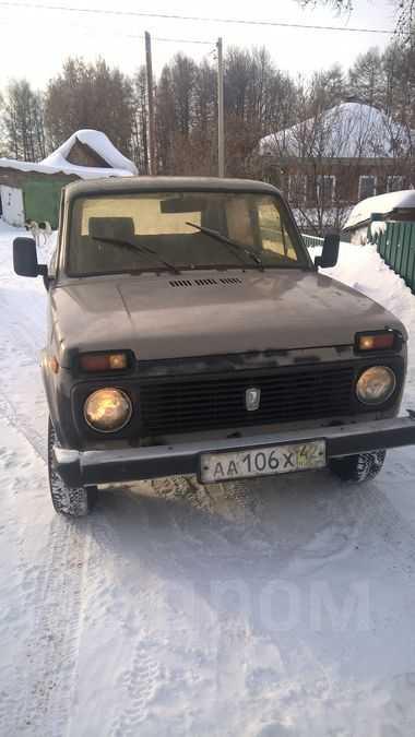 Лада 4x4 2121 Нива, 1986 год, 40 000 руб.