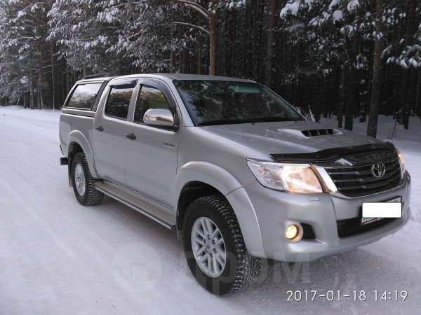 Toyota Hilux Pick Up, 2014 год, 1 850 000 руб.