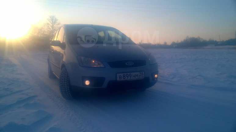 Ford C-MAX, 2007 год, 355 555 руб.