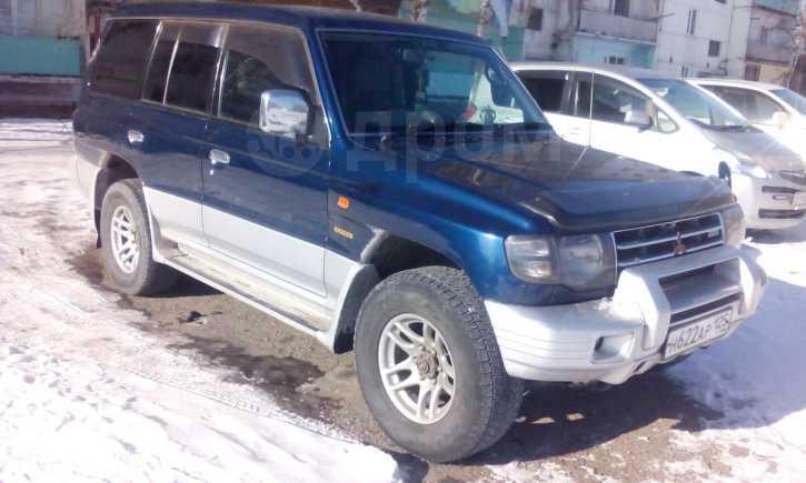 Mitsubishi Pajero, 1998 год, 400 000 руб.