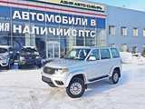Новосибирск УАЗ Патриот 2016
