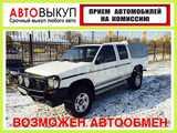 Хабаровск Ниссан Датсун 1991