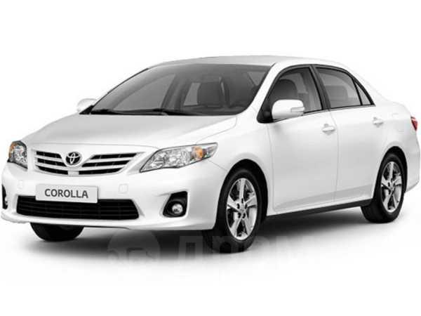 Toyota Corolla, 2011 год, 699 000 руб.