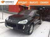 Новосибирск Порше Кайен 2008