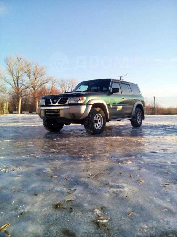 Nissan Patrol, 2001 год, 595 000 руб.