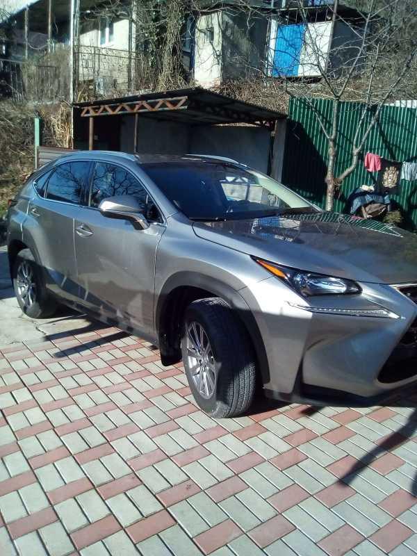 Lexus NX200, 2015 год, 1 890 000 руб.