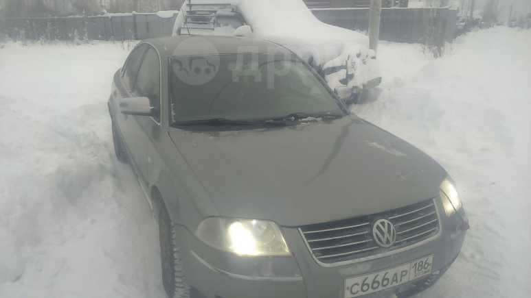 Volkswagen Passat, 2001 год, 290 000 руб.