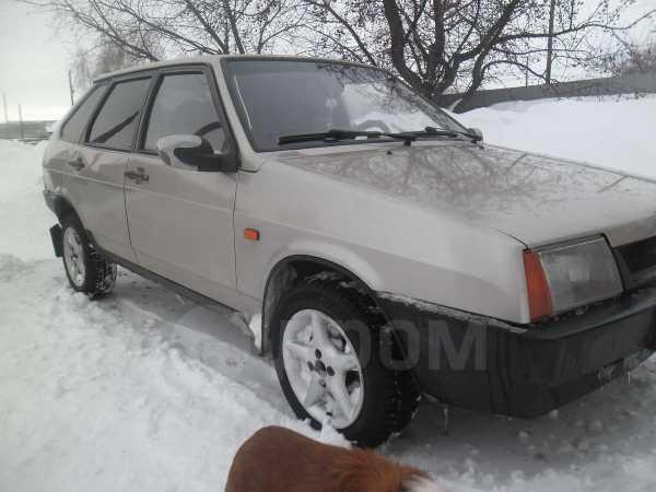 Лада 2109, 1998 год, 85 000 руб.