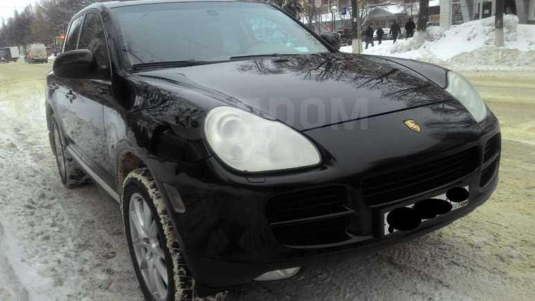 Porsche Cayenne, 2005 год, 770 000 руб.