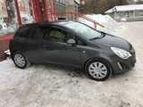 Новосибирск Opel Corsa 2011