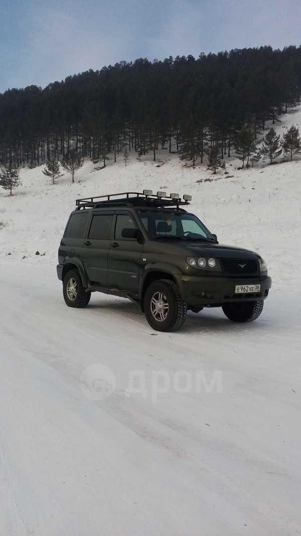 УАЗ Патриот, 2012 год, 545 000 руб.