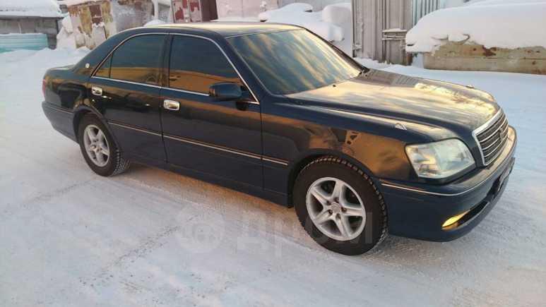 Toyota Crown, 2003 год, 380 000 руб.