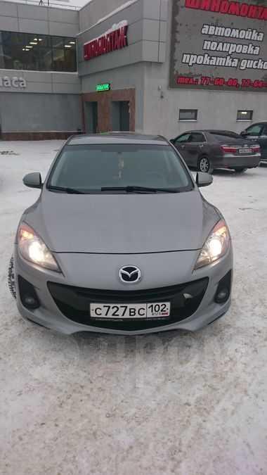 Mazda Mazda3, 2011 год, 420 000 руб.