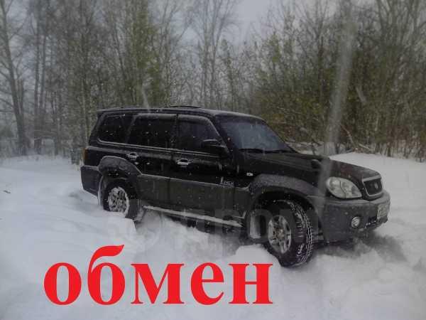 Hyundai Terracan, 2002 год, 500 000 руб.