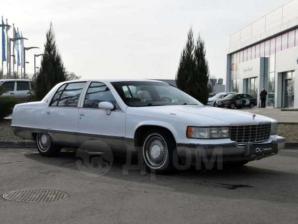Cadillac Fleetwood, 1992 год, 480 000 руб.