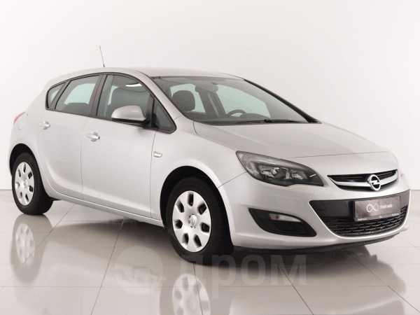 Opel Astra, 2014 год, 639 000 руб.