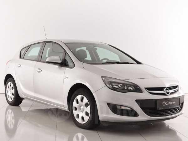 Opel Astra, 2014 год, 637 000 руб.