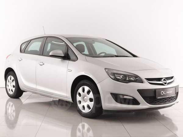 Opel Astra, 2014 год, 627 000 руб.