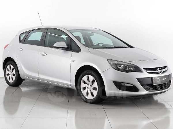 Opel Astra, 2014 год, 624 000 руб.