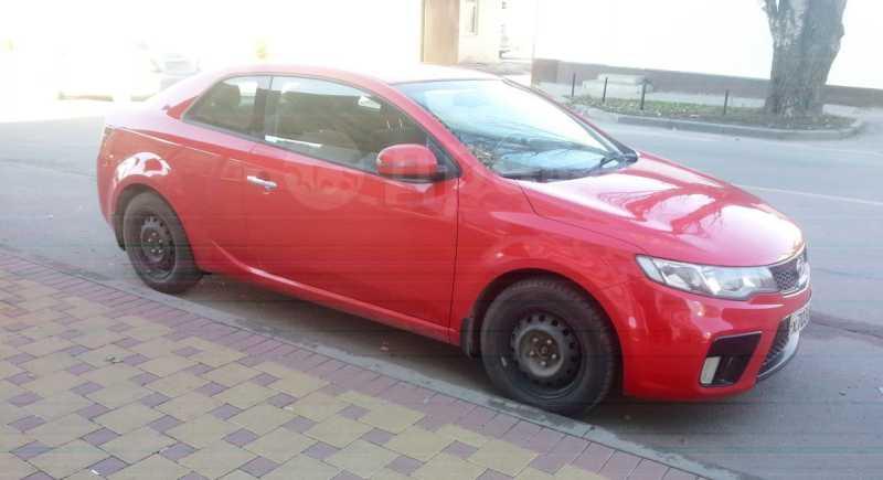 Kia Cerato Koup, 2011 год, 550 000 руб.