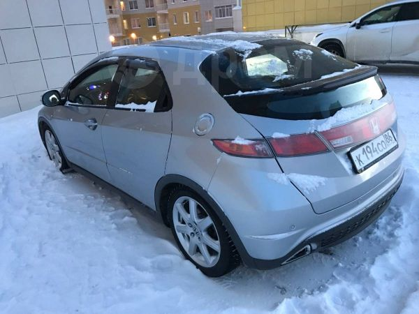 Honda Civic, 2008 год, 390 000 руб.