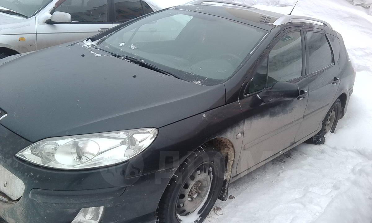 peugeot 407 2005 г.универсал