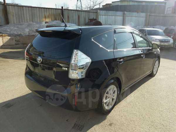 Toyota Prius a, 2013 год, 855 000 руб.