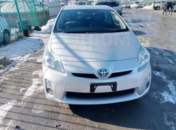 Toyota Prius, 2011 год, 575 000 руб.