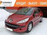 Новосибирск Пежо 207 2008