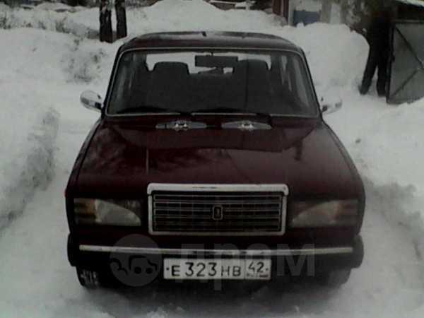 Лада 2107, 2004 год, 70 000 руб.