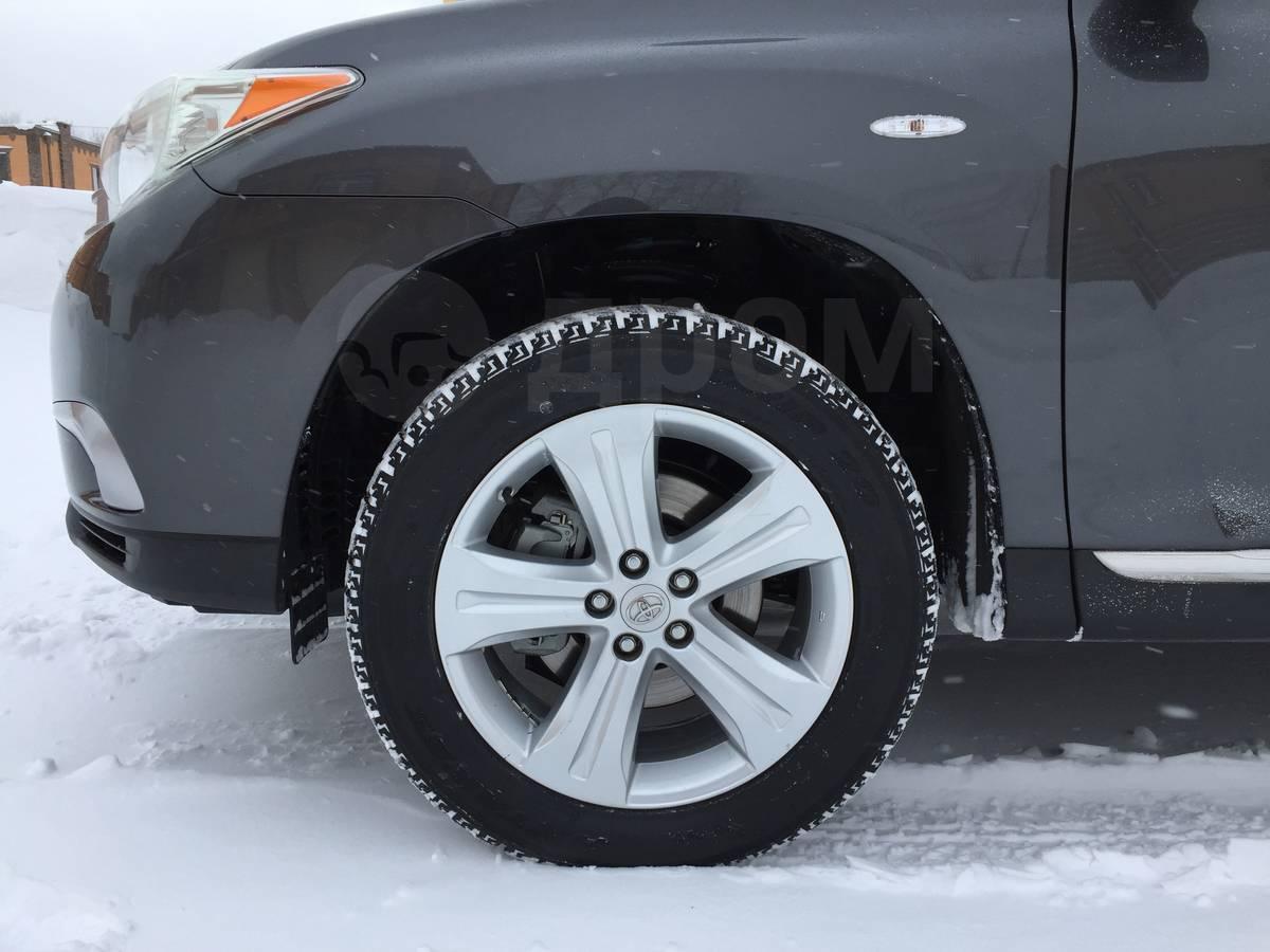 Тойота Хайлендер технические характеристики. Toyota ...